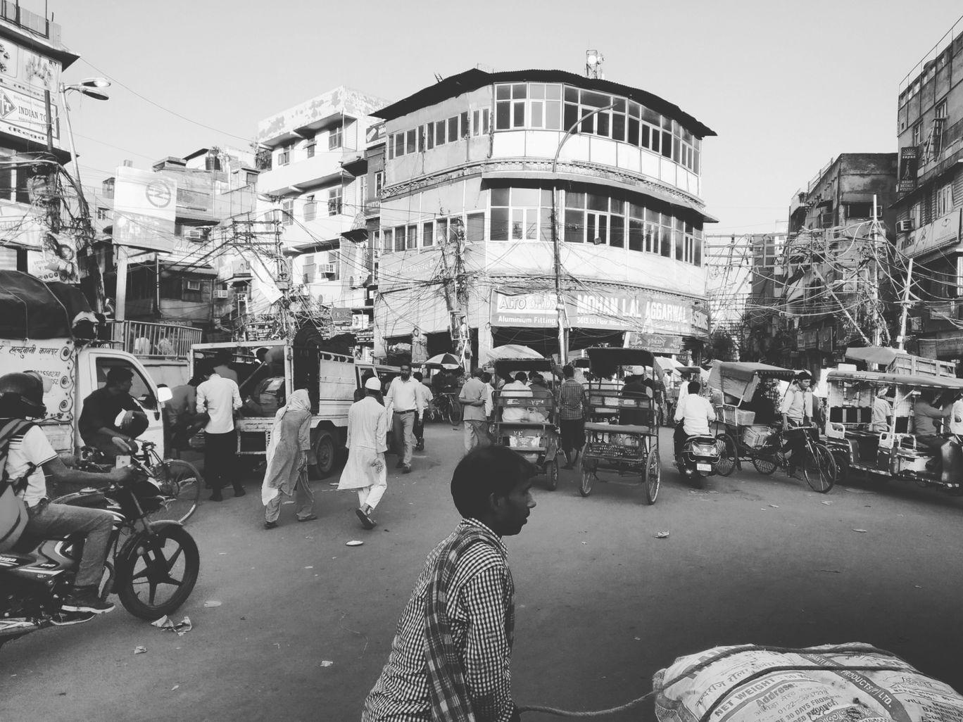 Photo of Chawri Bazar By shristi kumari
