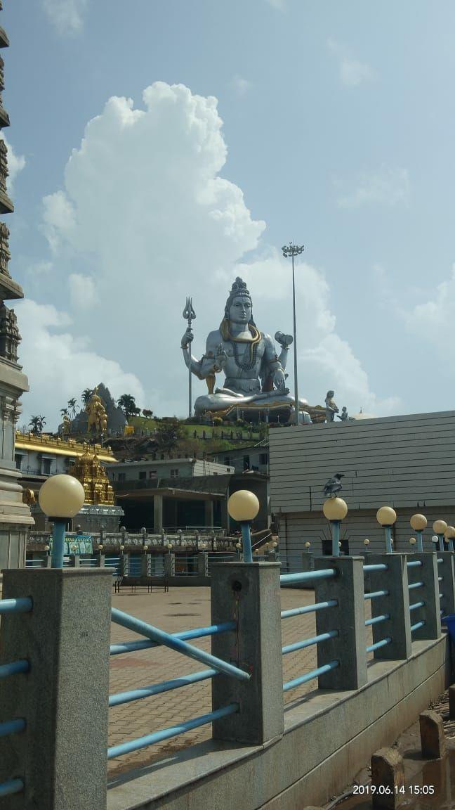 Photo of Murdeshwar By John Rohit