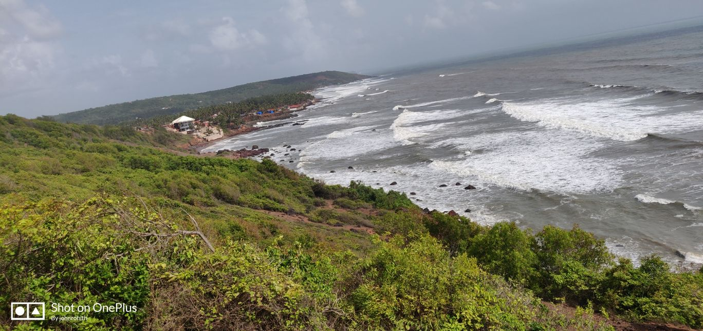 Photo of Anjuna Beach View Point By John Rohit