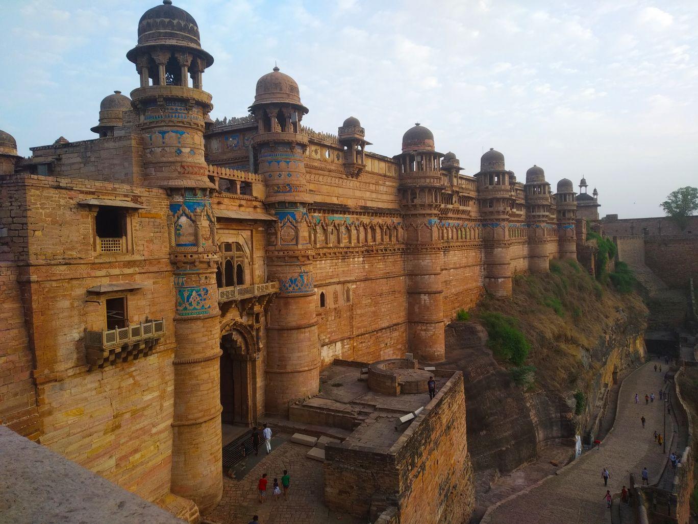 Photo of Gwalior Fort By Ayushi Shrivastava