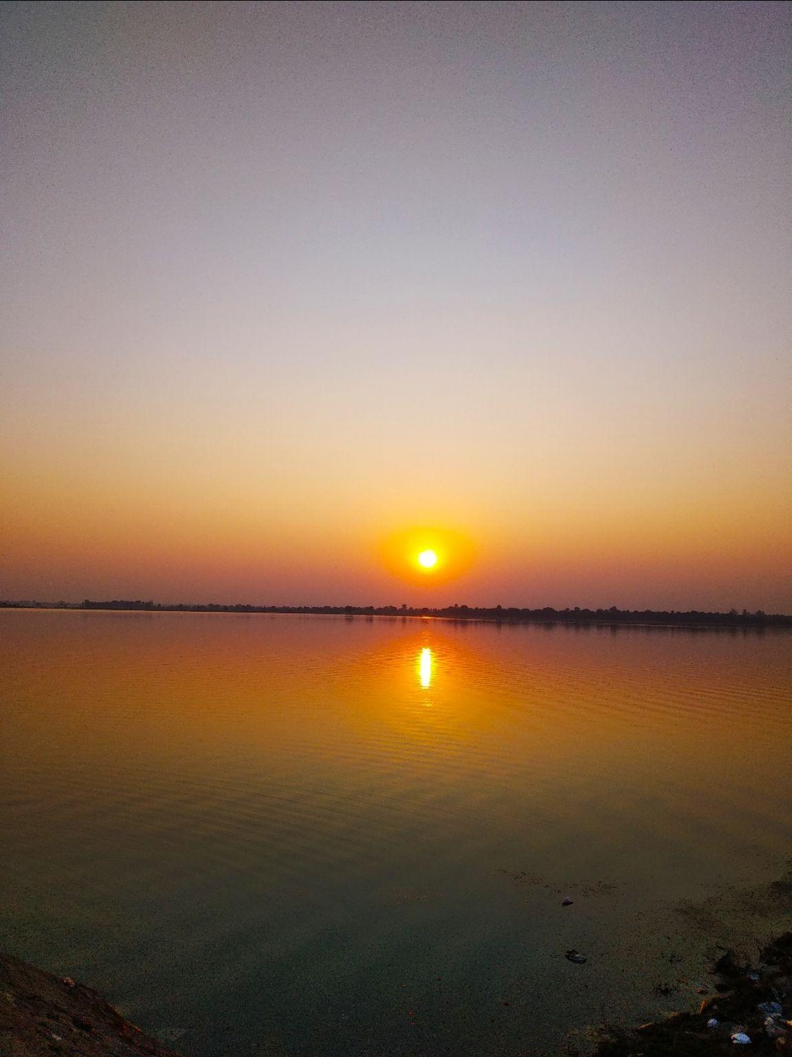 Photo of Govind Sagar Dam By Ayushi Shrivastava