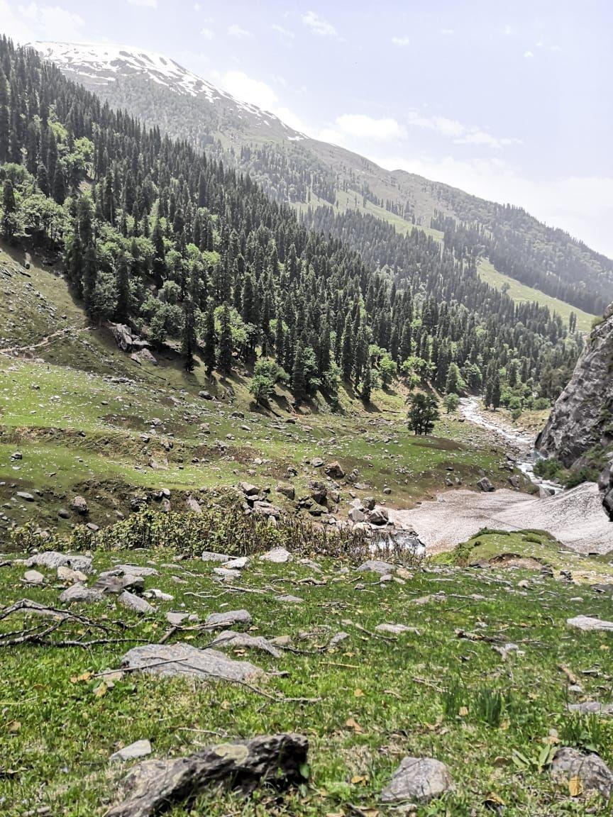 Photo of Hampta Pass Trek Camp Himalayan Mountain Sojourns By Kaushal Joshi