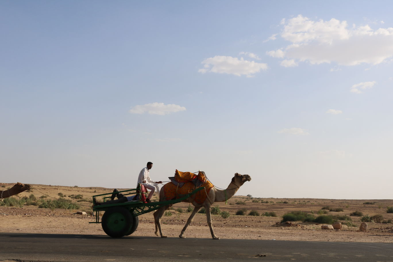 Photo of Thar Desert By Escape Route: Travel And Food Blog By Saloni Aggarwal