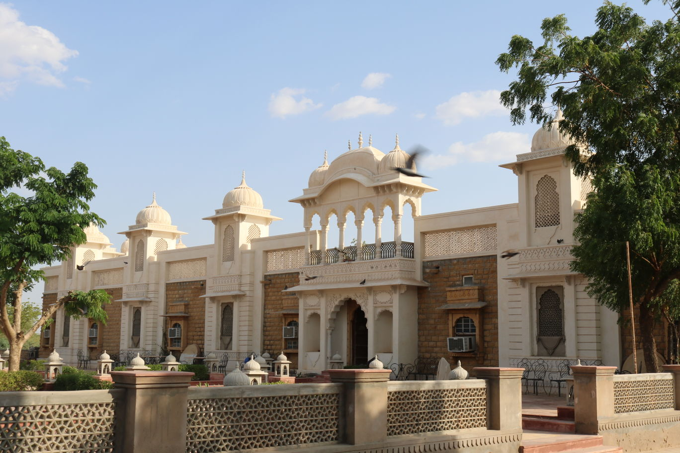 Photo of Pokaran Desert Resort By Escape Route: Travel And Food Blog By Saloni Aggarwal