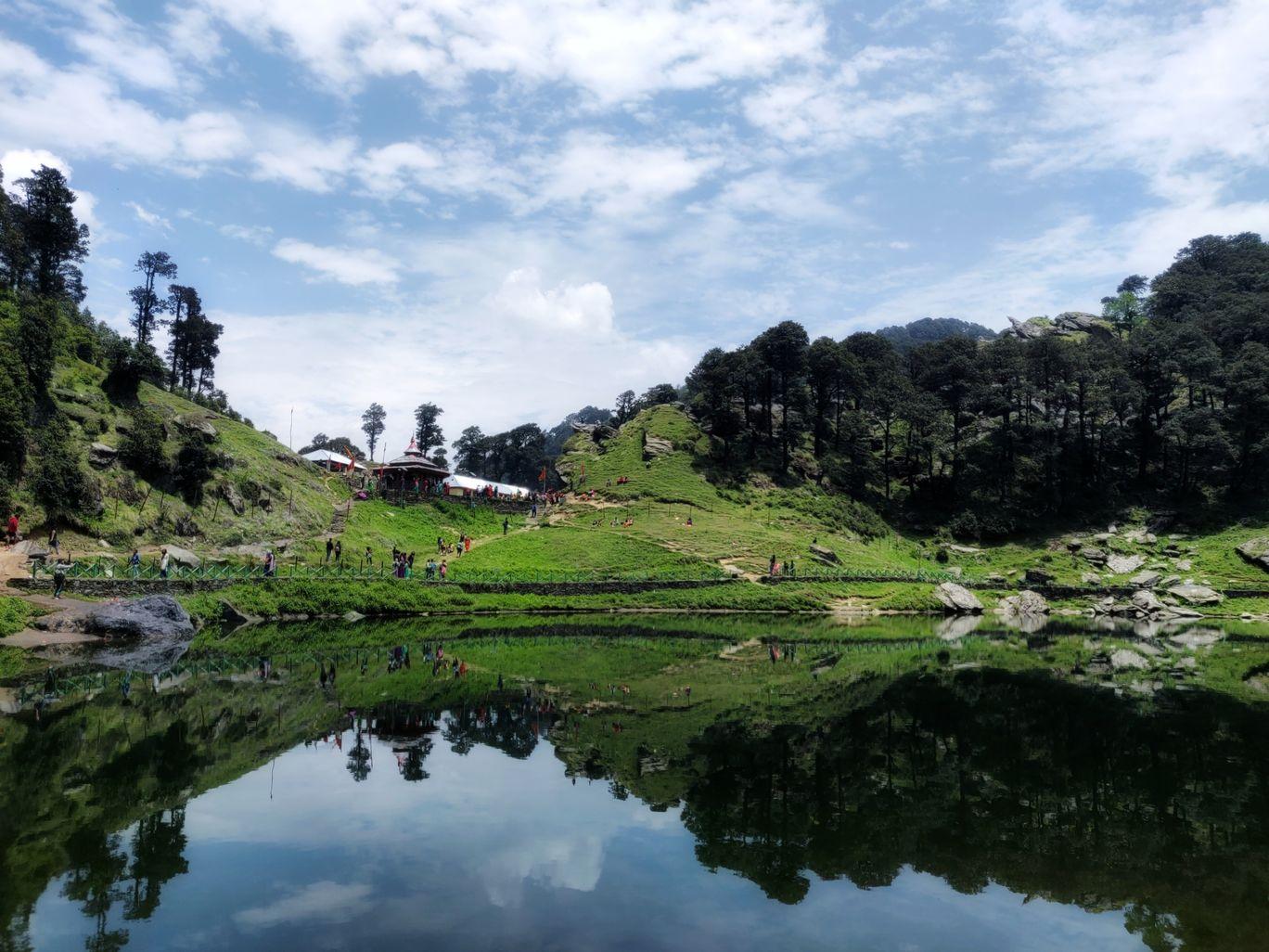 Photo of Serolsar Lake By Manisha Adhikari