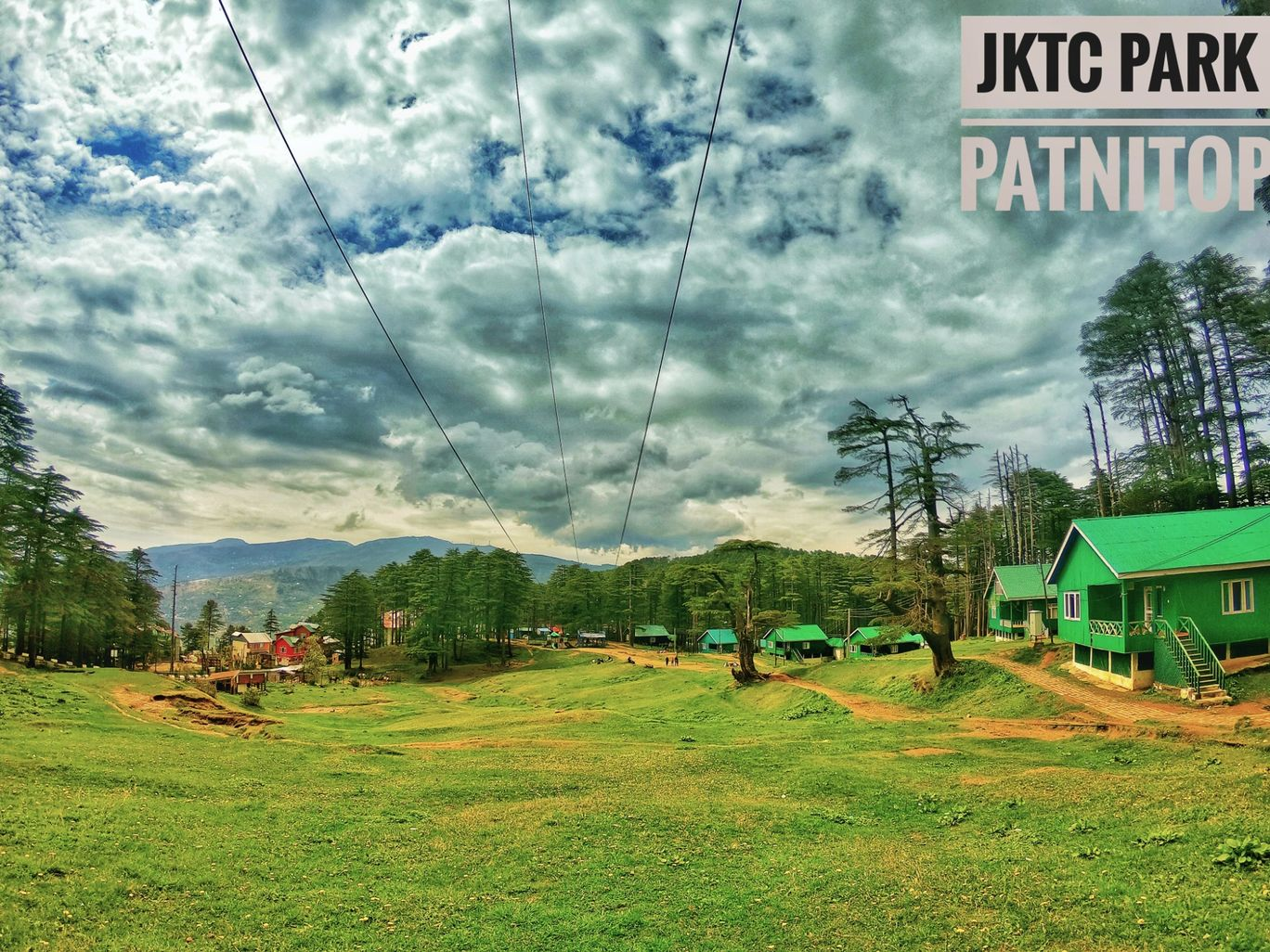Photo of Patni Top Park By Indiangopro. traveller
