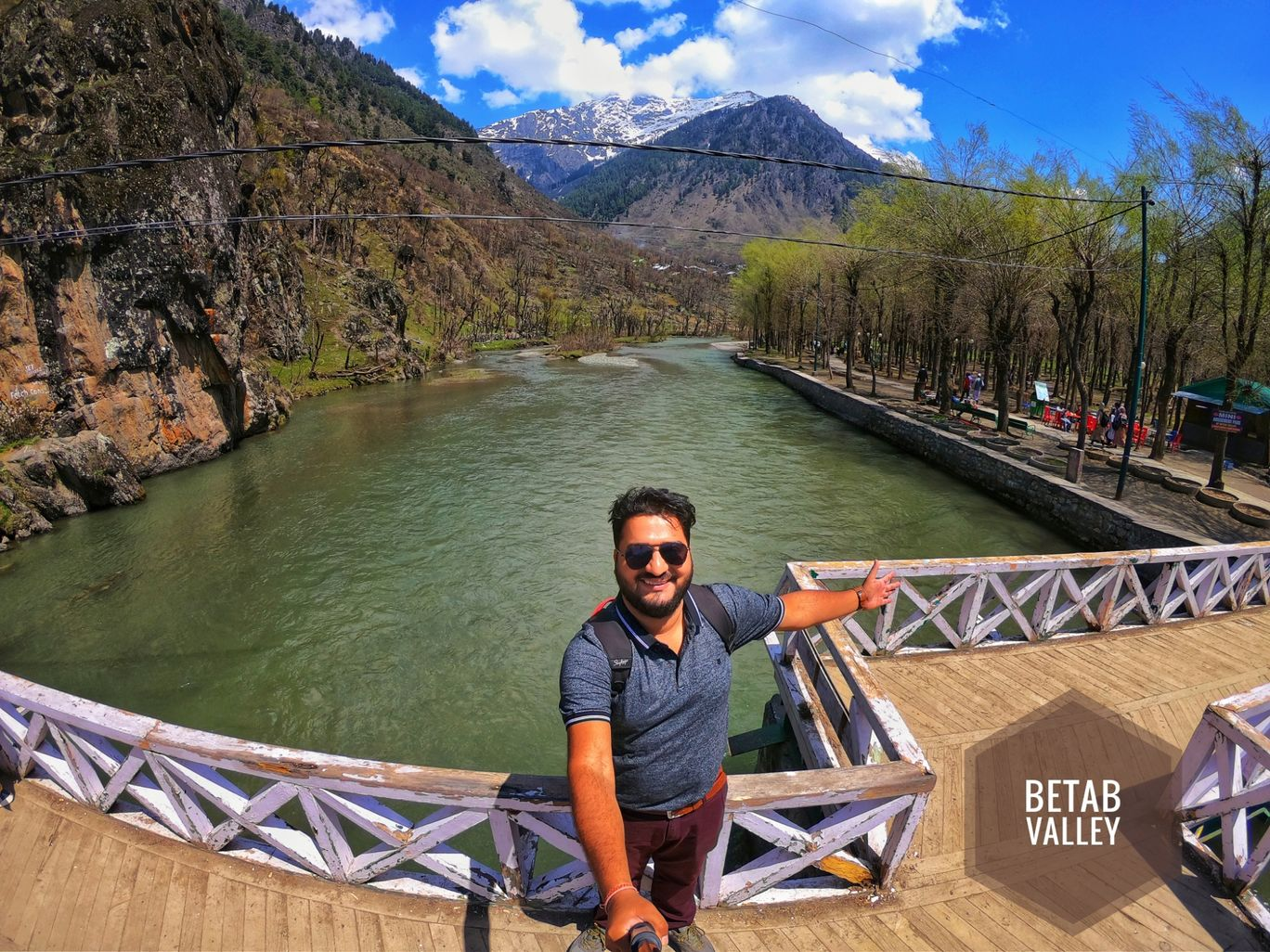 Photo of Betaab Valley By Indiangopro. traveller
