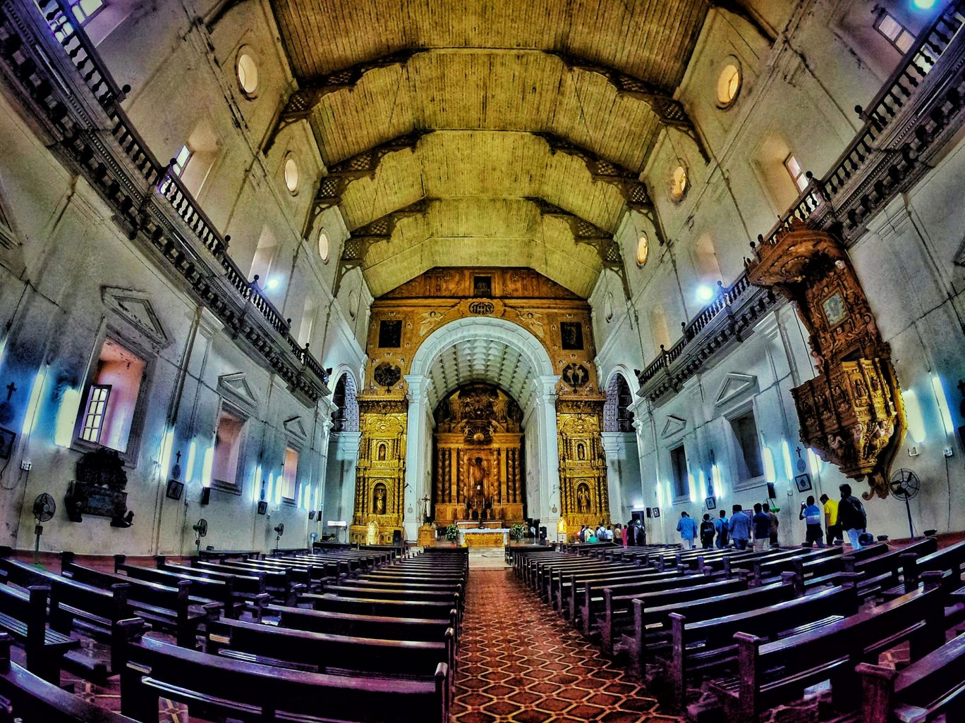 Photo of St. Basilica Church By Indiangopro. traveller