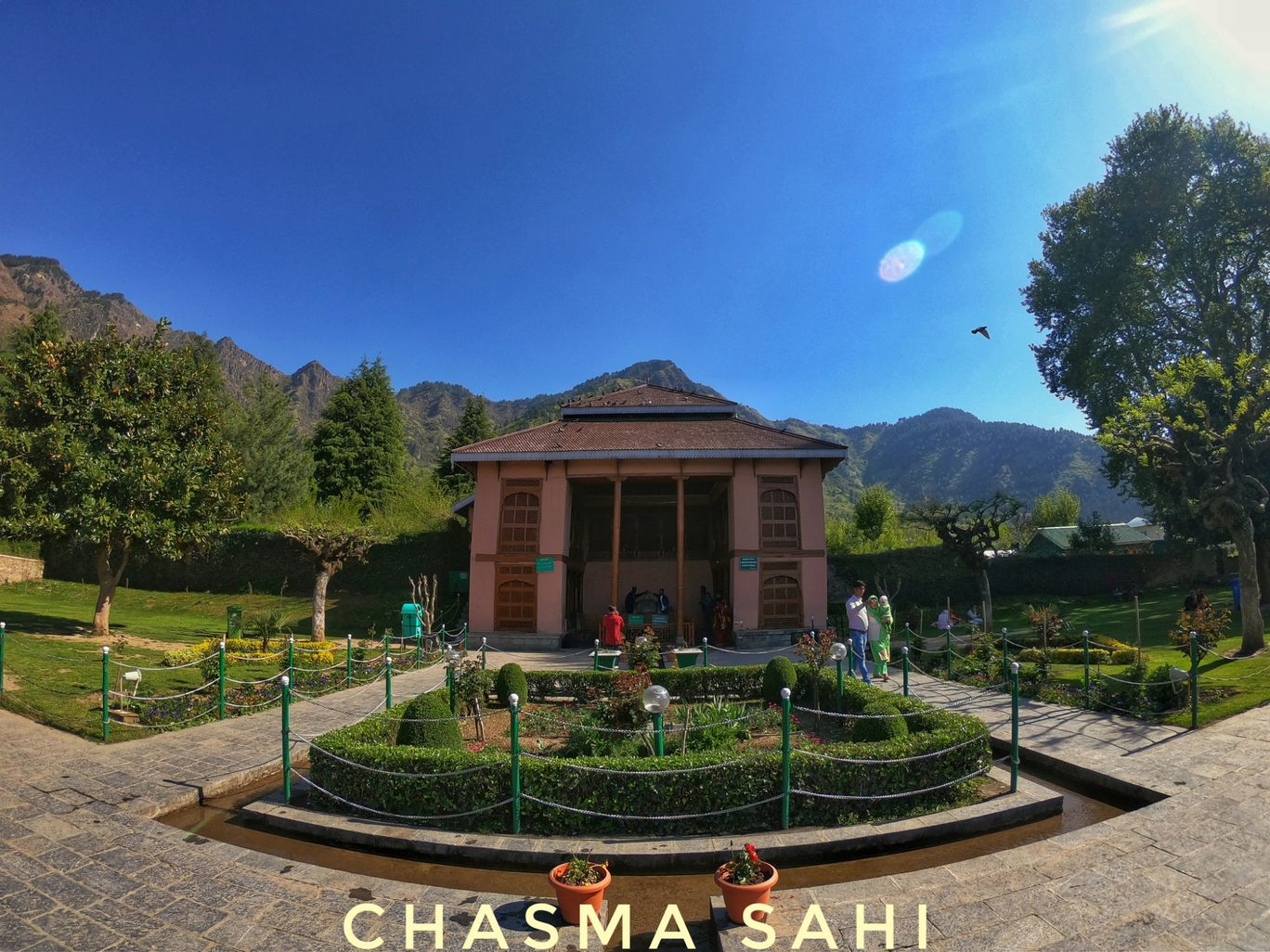 Photo of Chashma Shahi Garden By Indiangopro. traveller