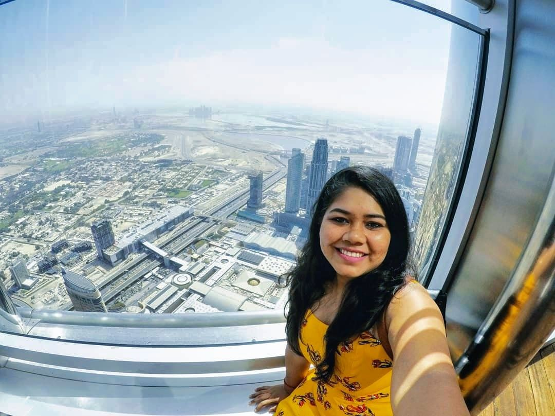 Photo of Burj Khalifa - Sheikh Mohammed bin Rashid Boulevard - Dubai - United Arab Emirates By Sylvania D'Souza