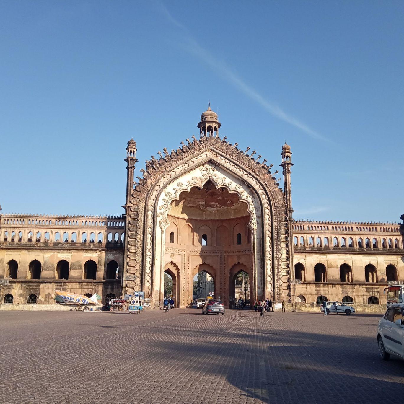 Photo of Rumi Darwaza Gulab Garden By Kushwaha Mudit