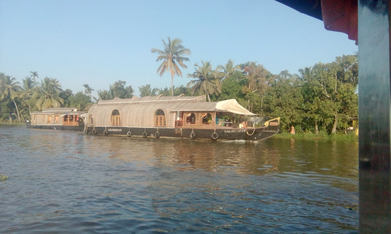 Photo of Alleppey By Vaishnavi Agrawal