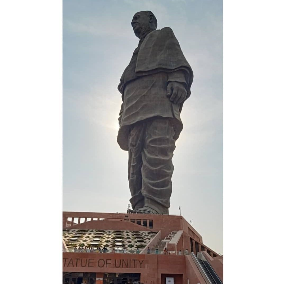 Photo of Statue of Unity By Jagruti Sanghavi