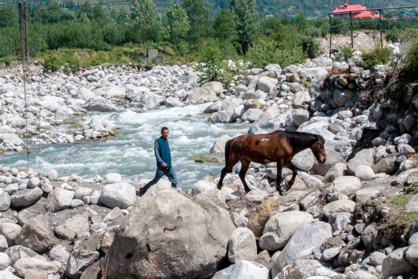 Photo of Manali By Mohammed Fazil