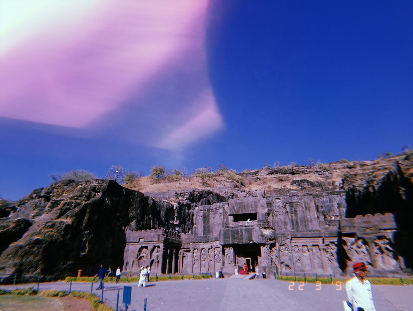 Photo of Ellora Caves By Greeshma Reddy