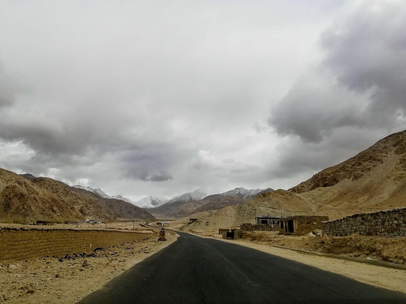 Photo of Chang La Pass By Vasu Devan M