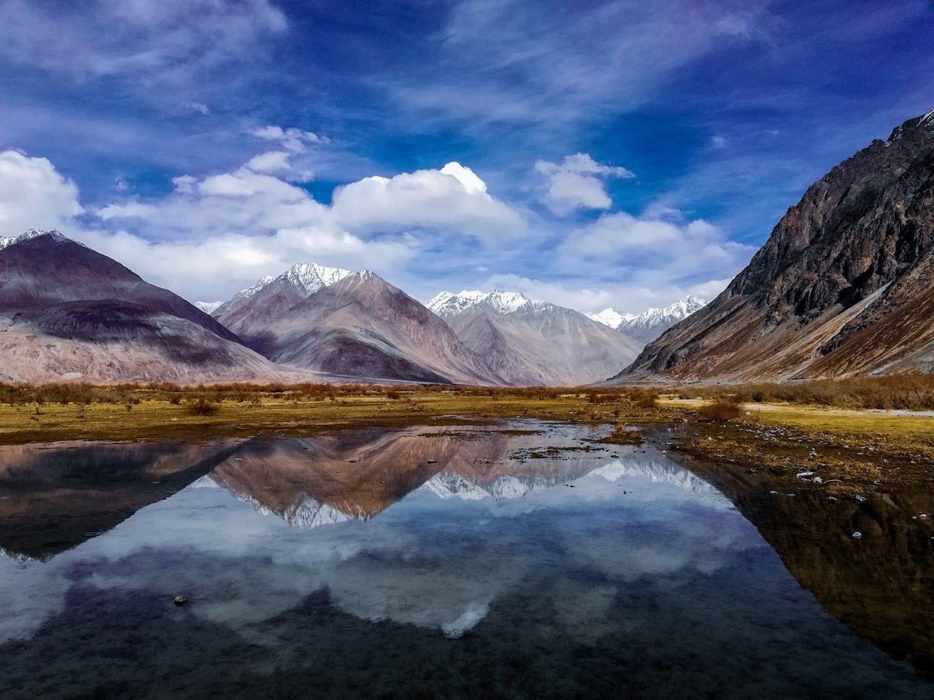 Photo of Nubra Valley By Vasu Devan M