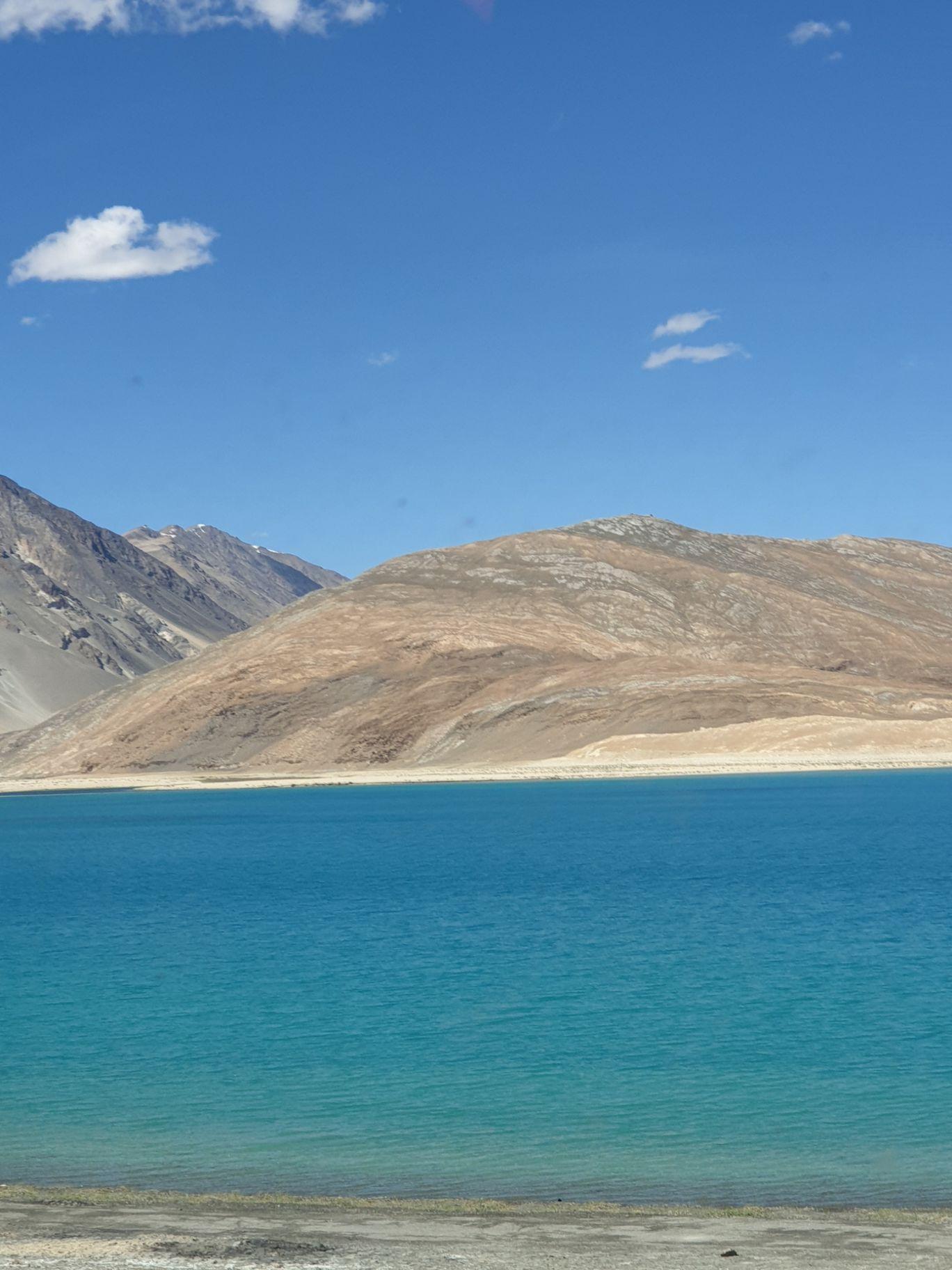 Photo of Pangong Lake By Stanzin Lhamo