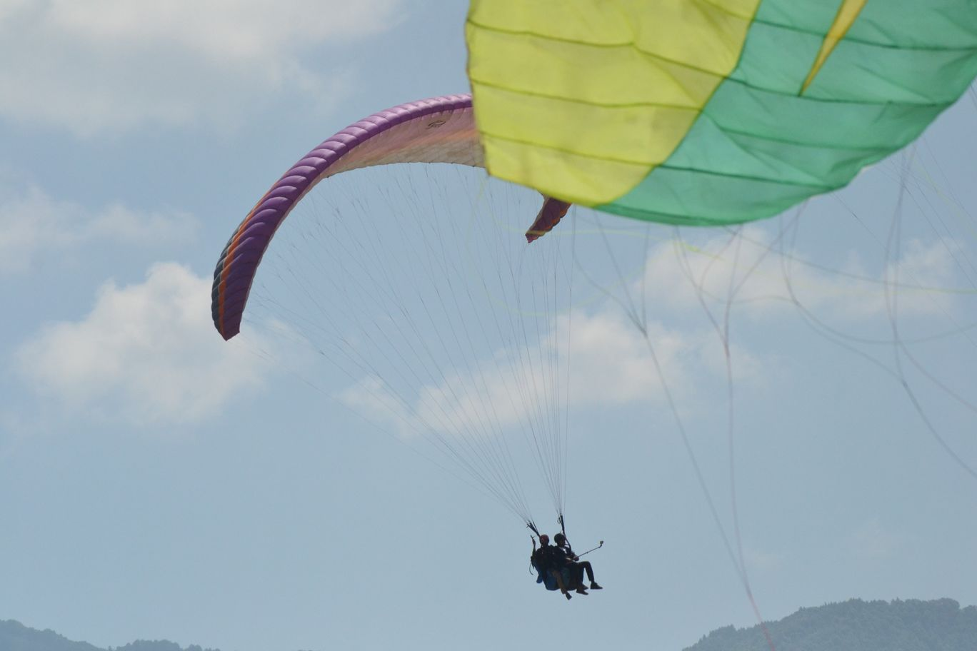 Photo of India best paragliding site #Bir billing By Aman Gupta