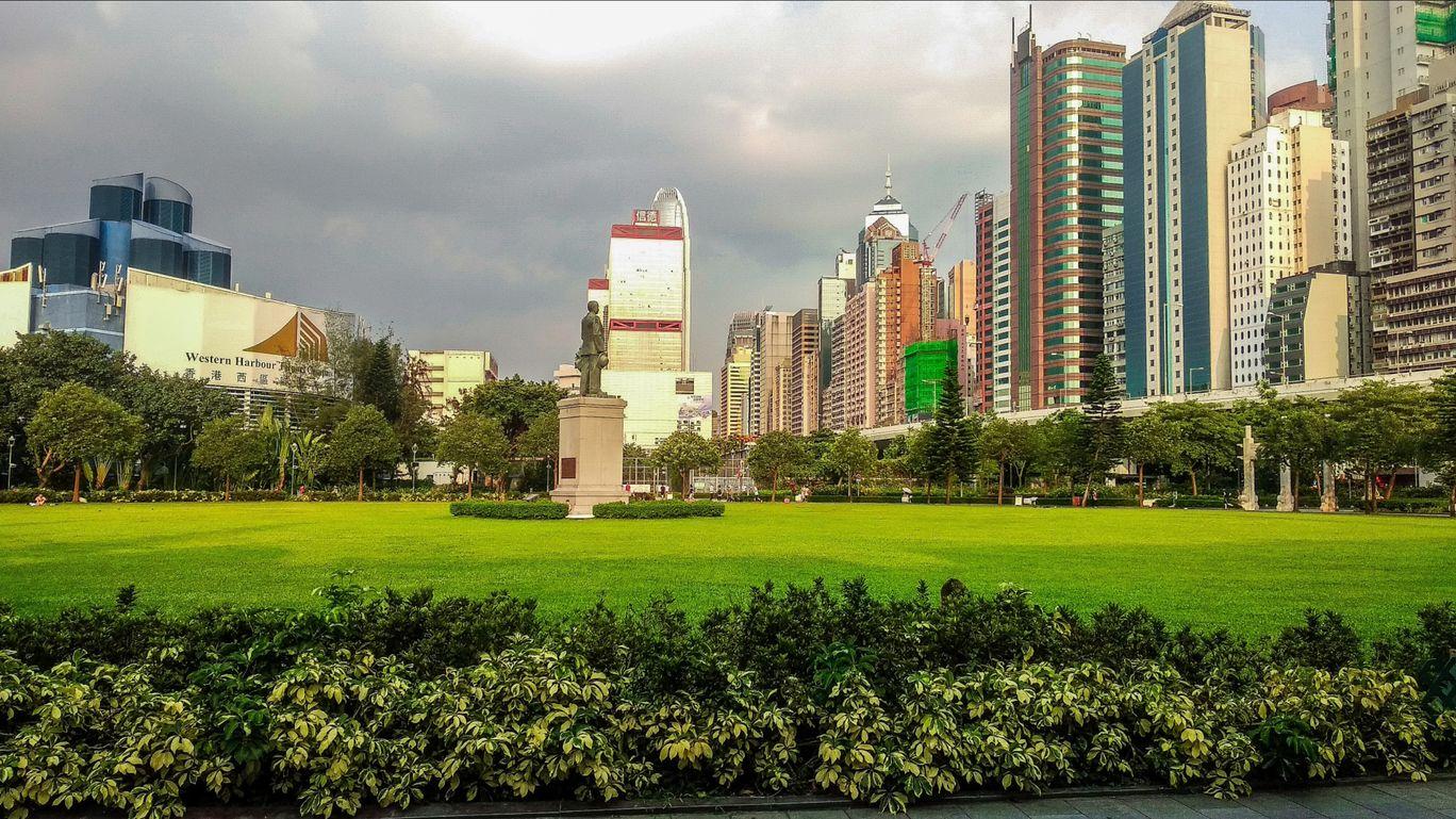 Photo of Sun Yat Sen Memorial Park By Syed Shajar Ali Imam