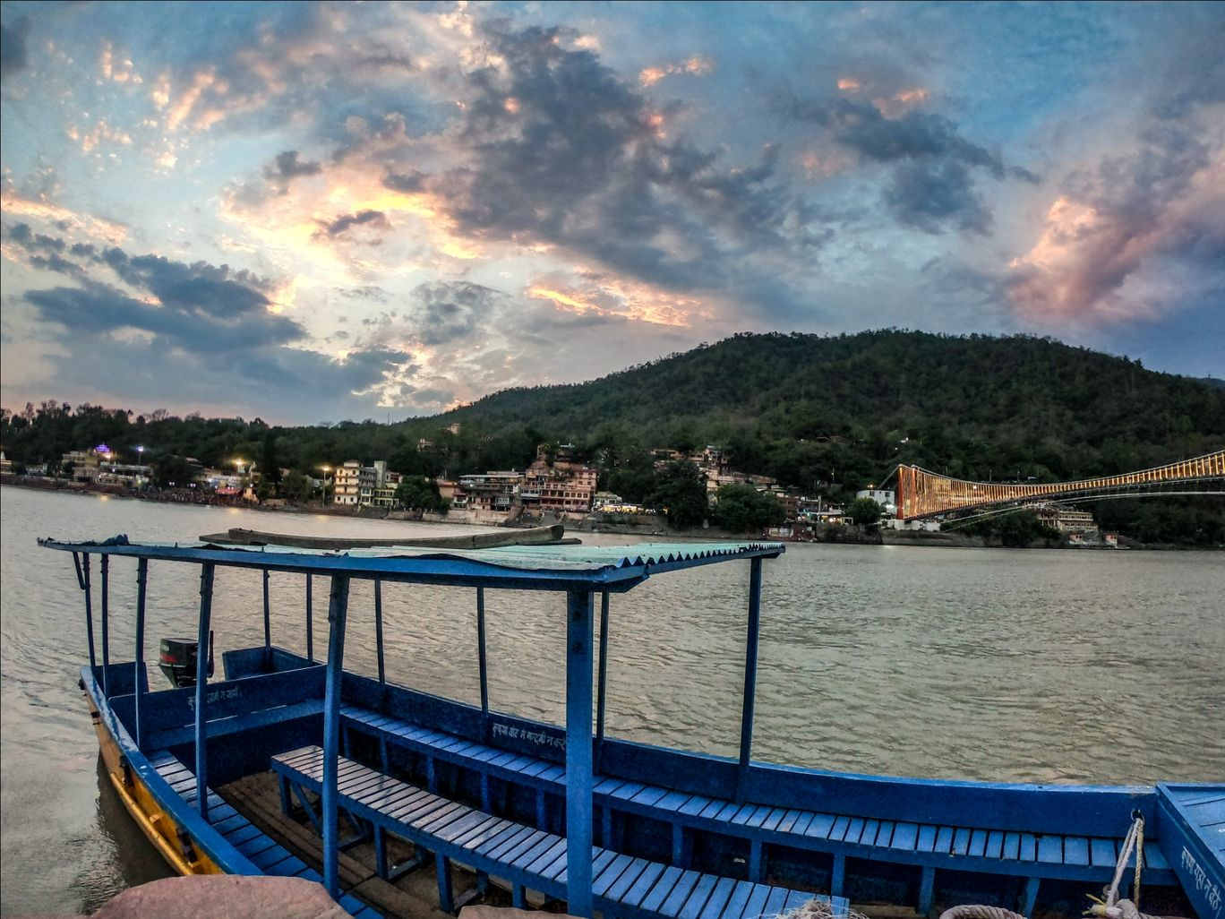 Photo of Ram Jhula By thatresfeber