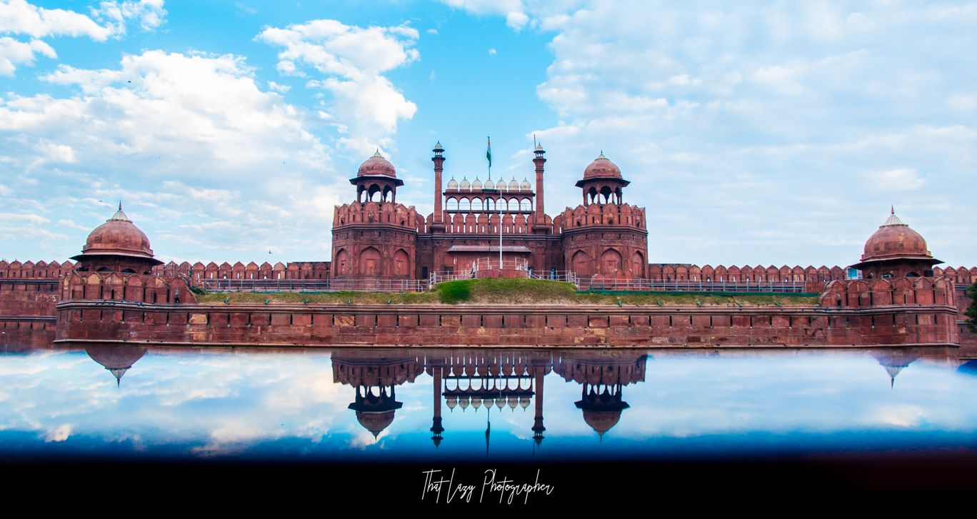 Photo of Red Fort By Nishant Sharma