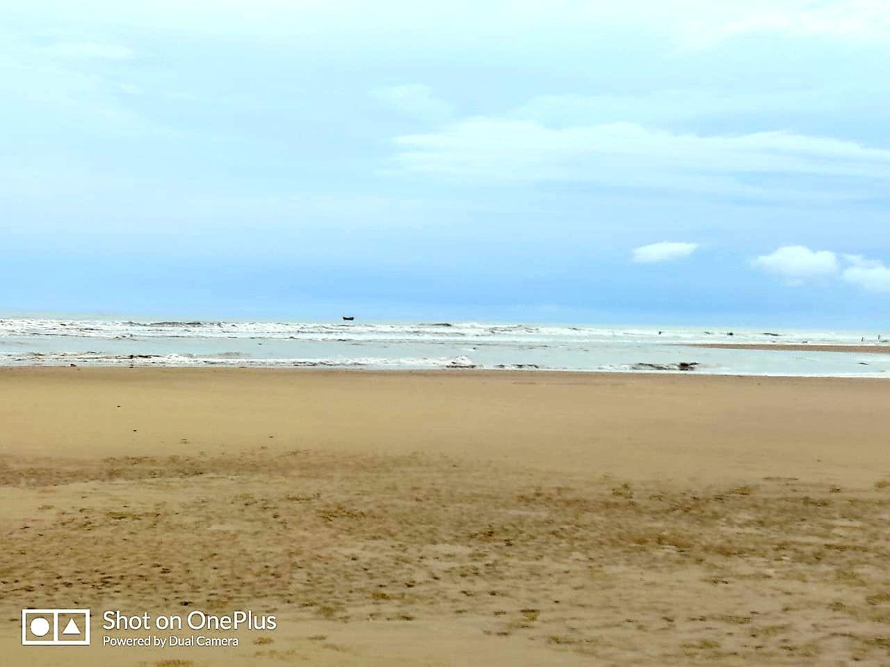 Photo of Tajpur Sea Beach By Sayantani Basu