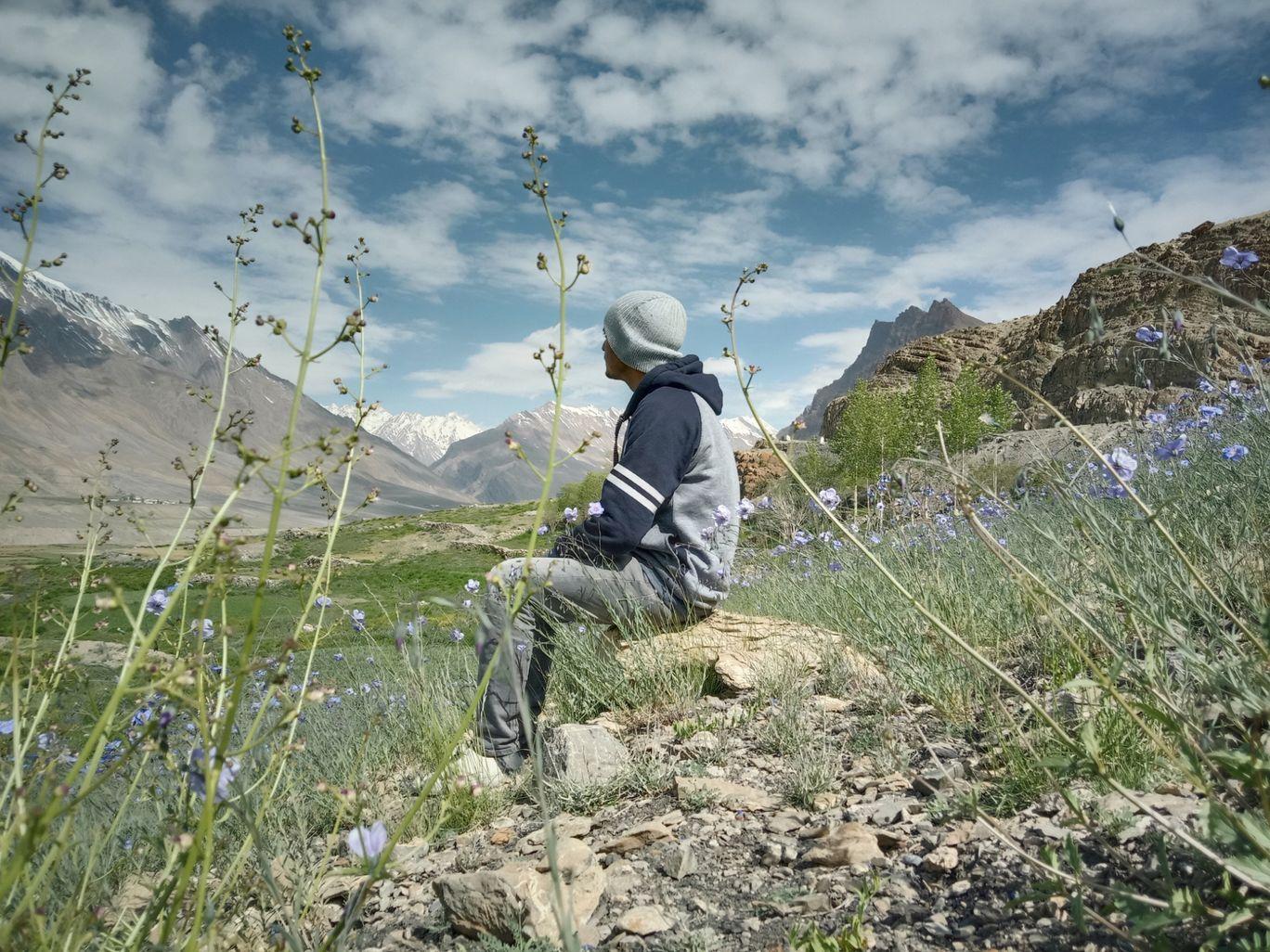Photo of Spiti Valley By Micro Panda