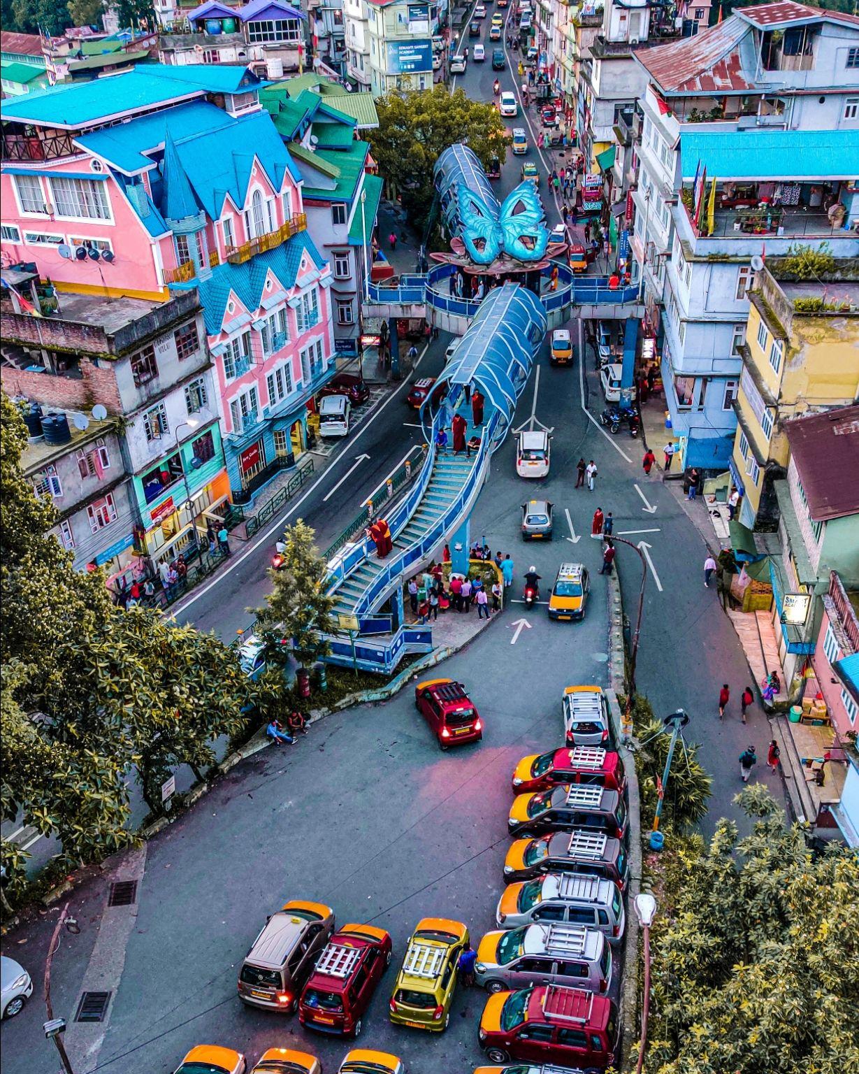 Photo of Deorali Road By fotosbyshadab
