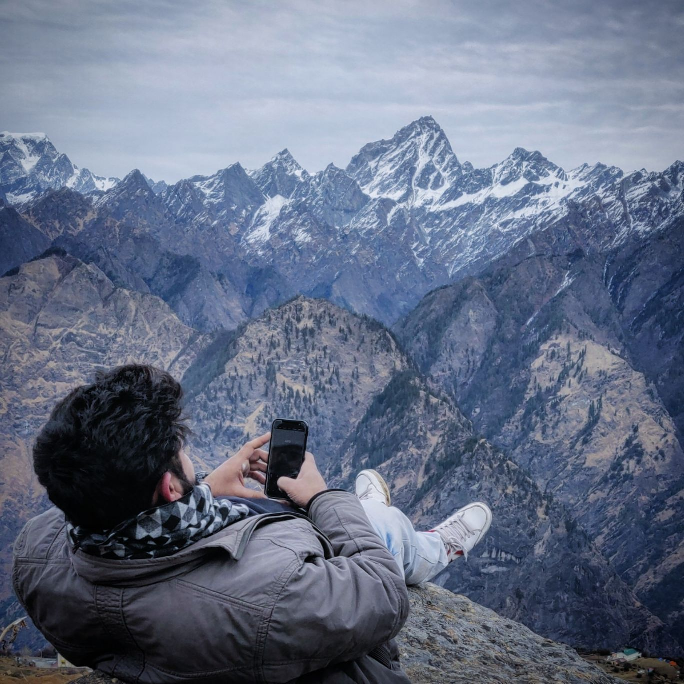 Photo of Auli By akbar ali