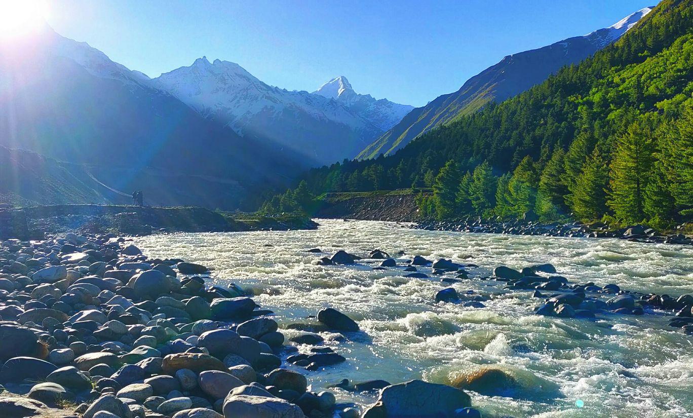Photo of Chitkul By Shikhar Leo