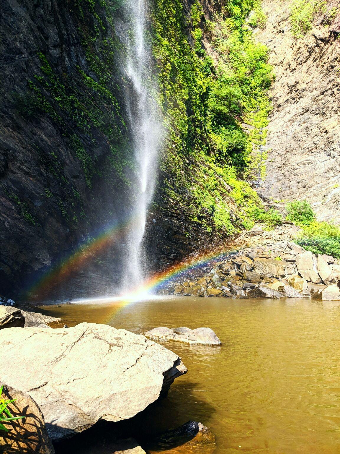 Photo of Koodlu Waterfall By Shikhar Leo