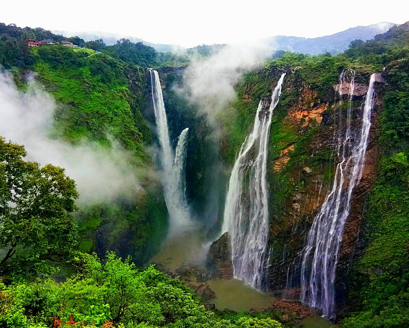 Photo of Jog Falls By Shikhar Leo