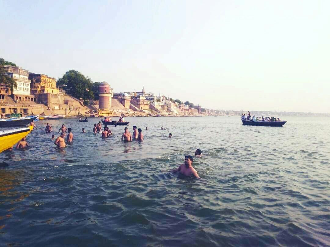 Photo of Varanasi By Shikhar Leo