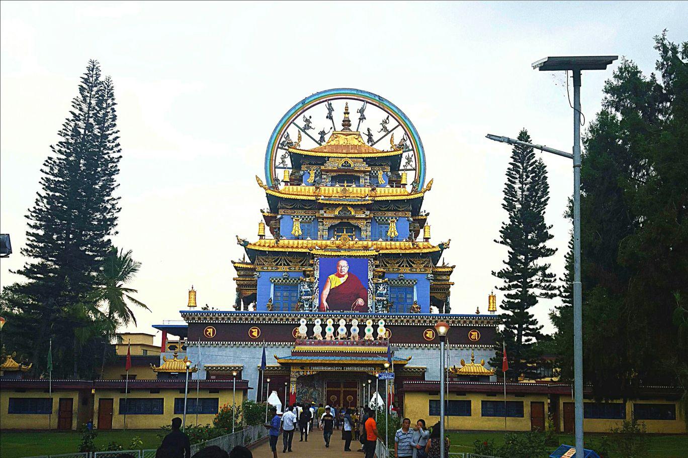 Photo of Namdroling Monastery Golden Temple By Shikhar Leo