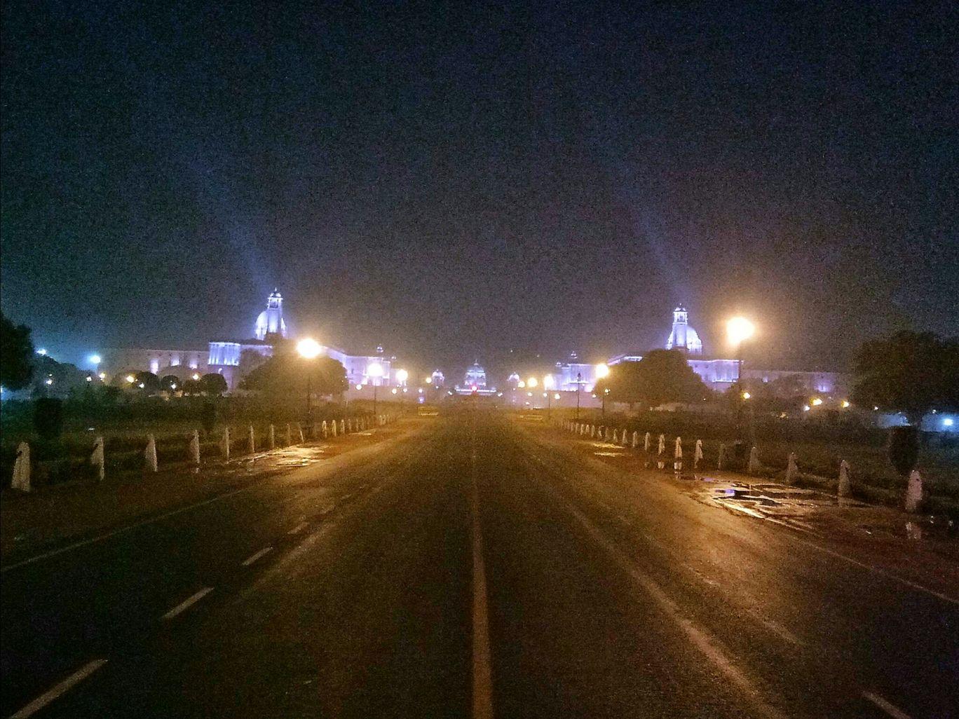 Photo of Rashtrapati Bhavan By Shikhar Leo