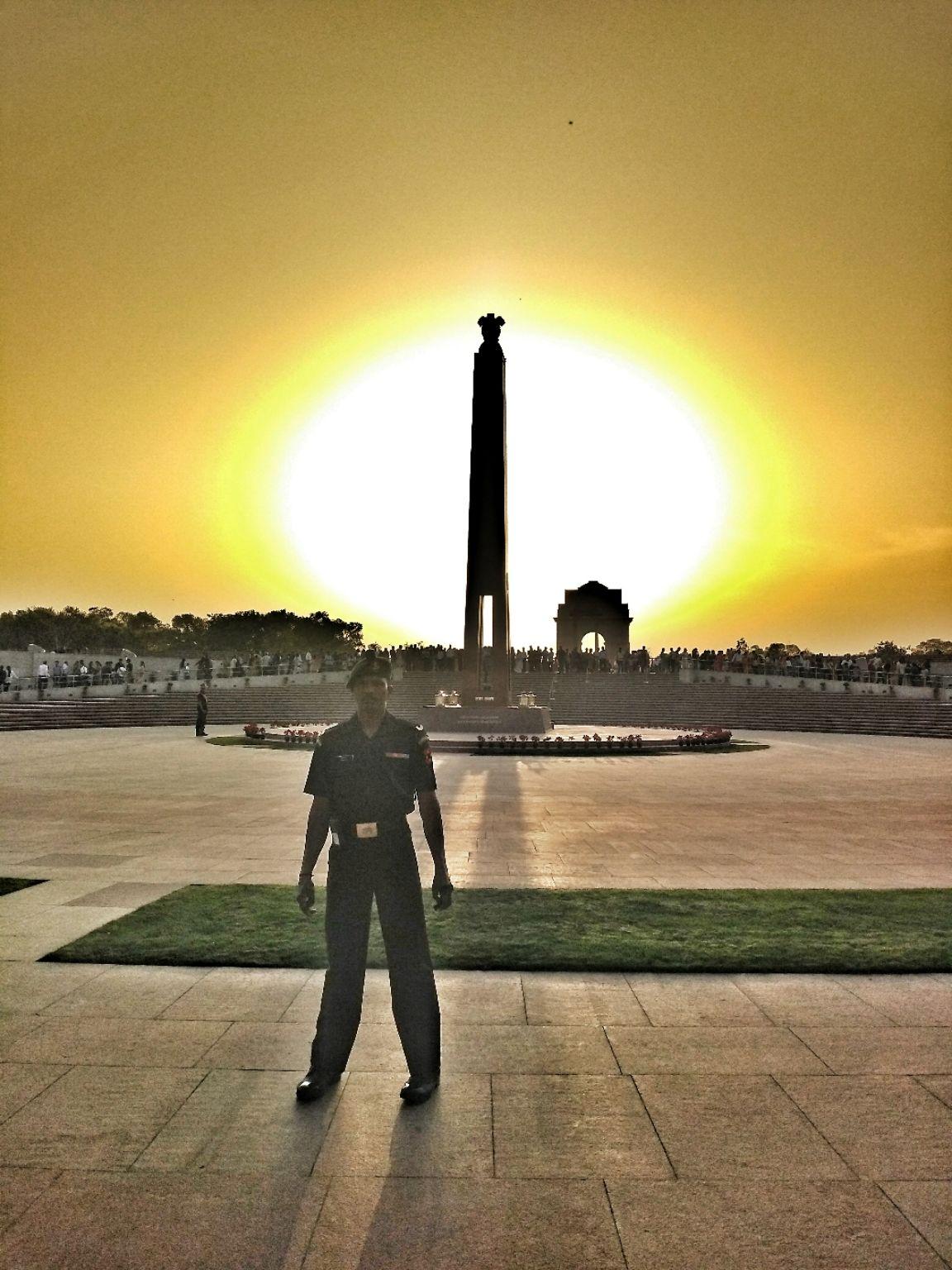 Photo of War Memorial By Shubham Jain