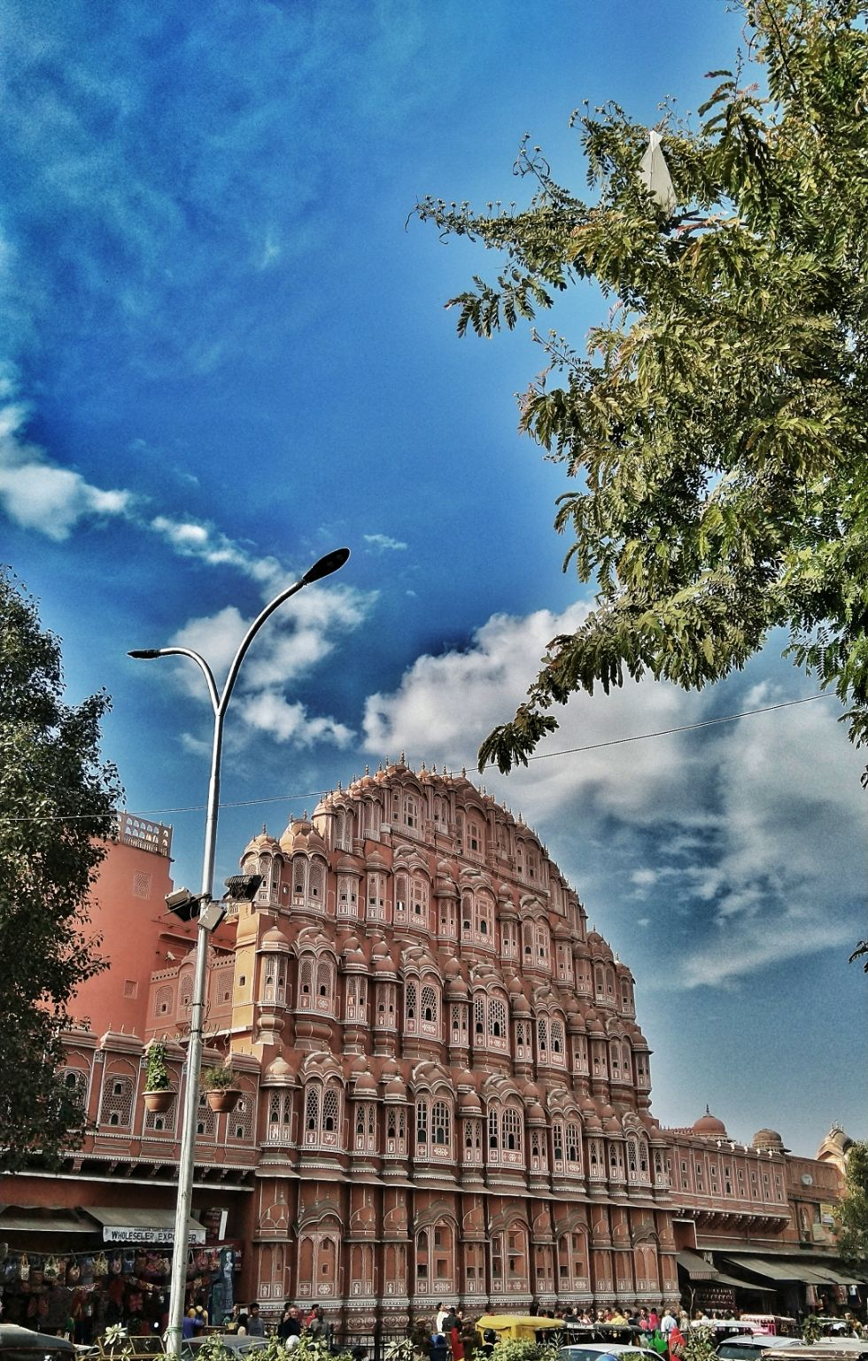 Photo of Hawa Mahal By Shubham Jain