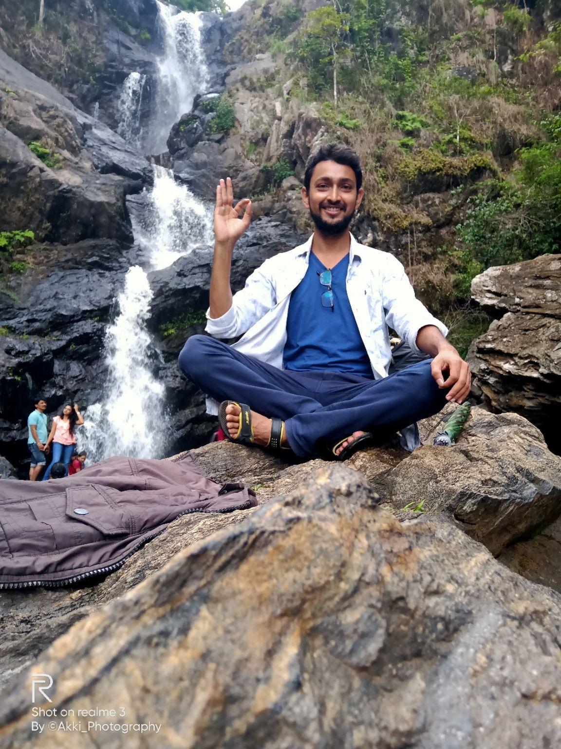 Photo of Iruppu Waterfalls By Akshay Sikarwar