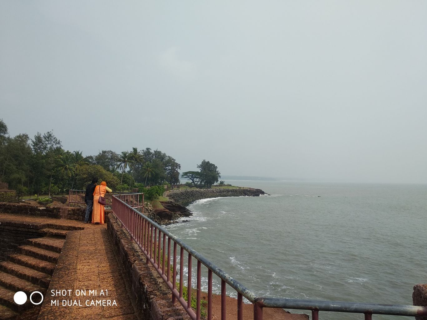 Photo of St. Angelo Fort Kannur By Akshay Sikarwar