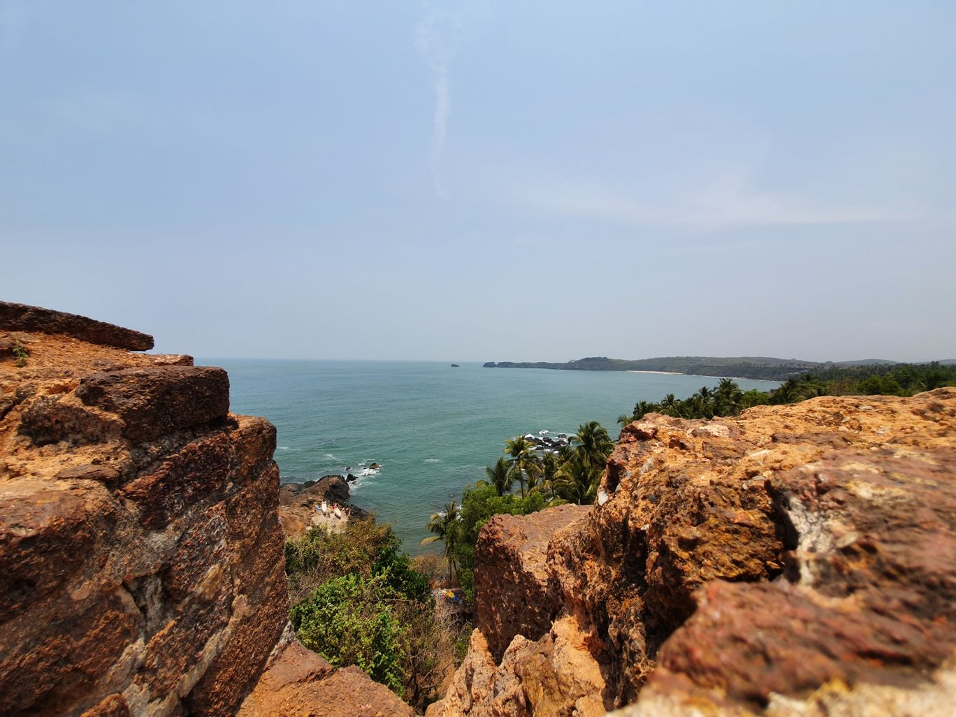 Photo of Cabo de Rama Fort By The Globetrotting Souls