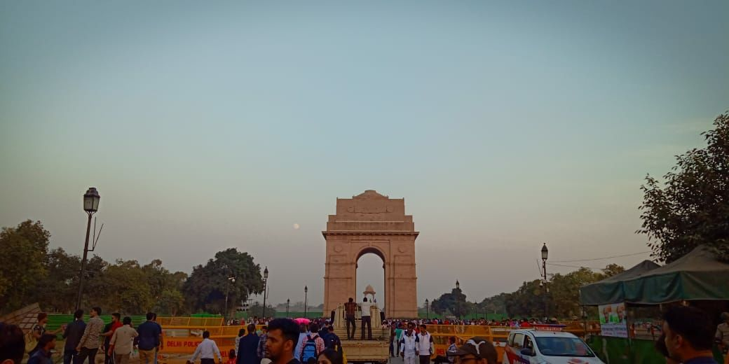 Photo of India Gate By Mona Singh
