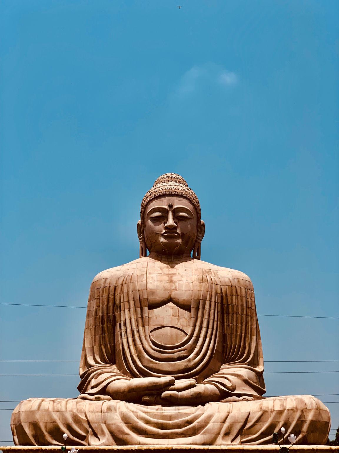 Photo of Bodhgaya By Mehar Gandhi