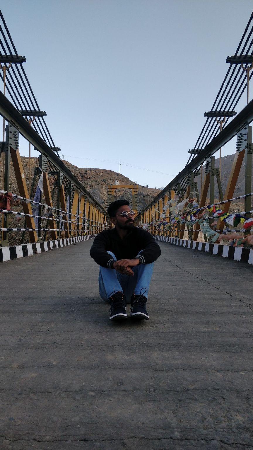 Photo of Chicham Bridge By vijay verma