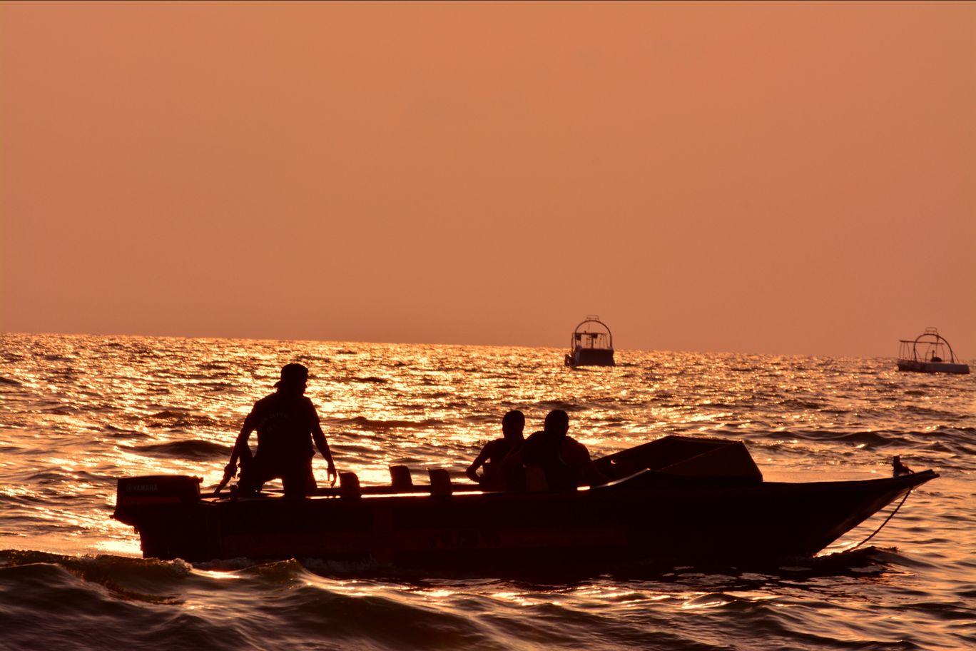 Photo of Baga Beach By Devleena Paul