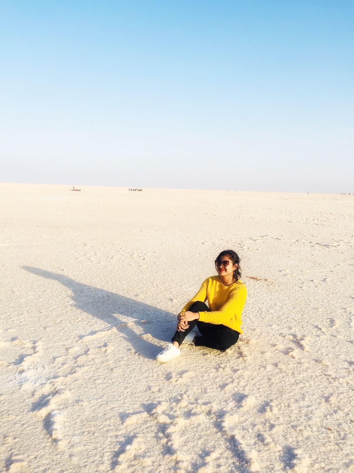 Photo of Rann of Kutch By Angeli Rajan