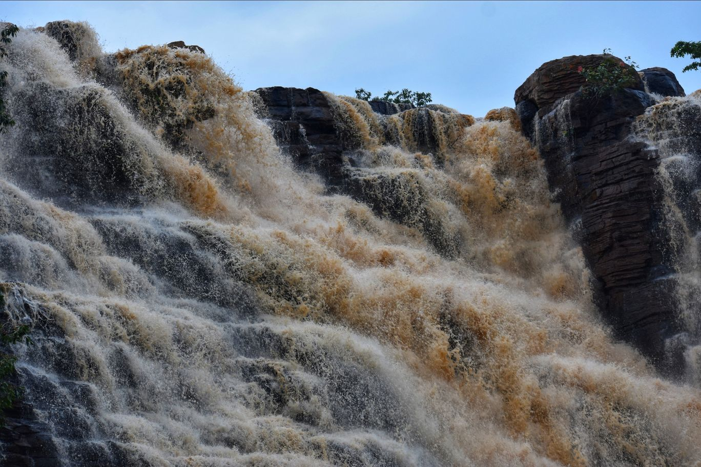 Photo of Tirathgarh Waterfall By Sleek Jack