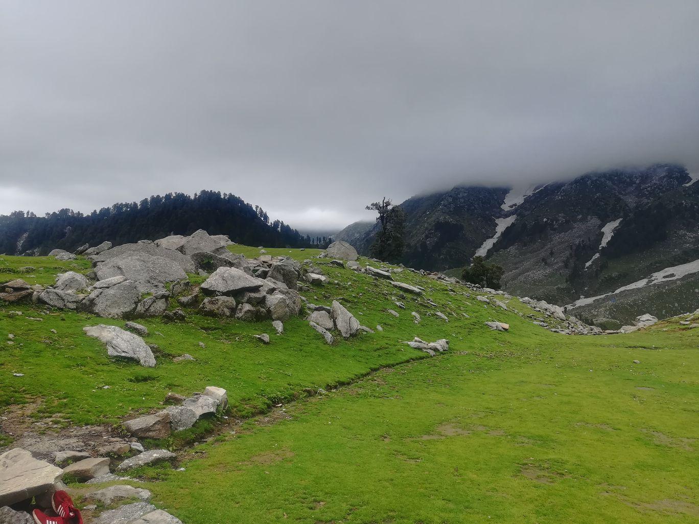 Photo of Kareri Lake By Ashutosh