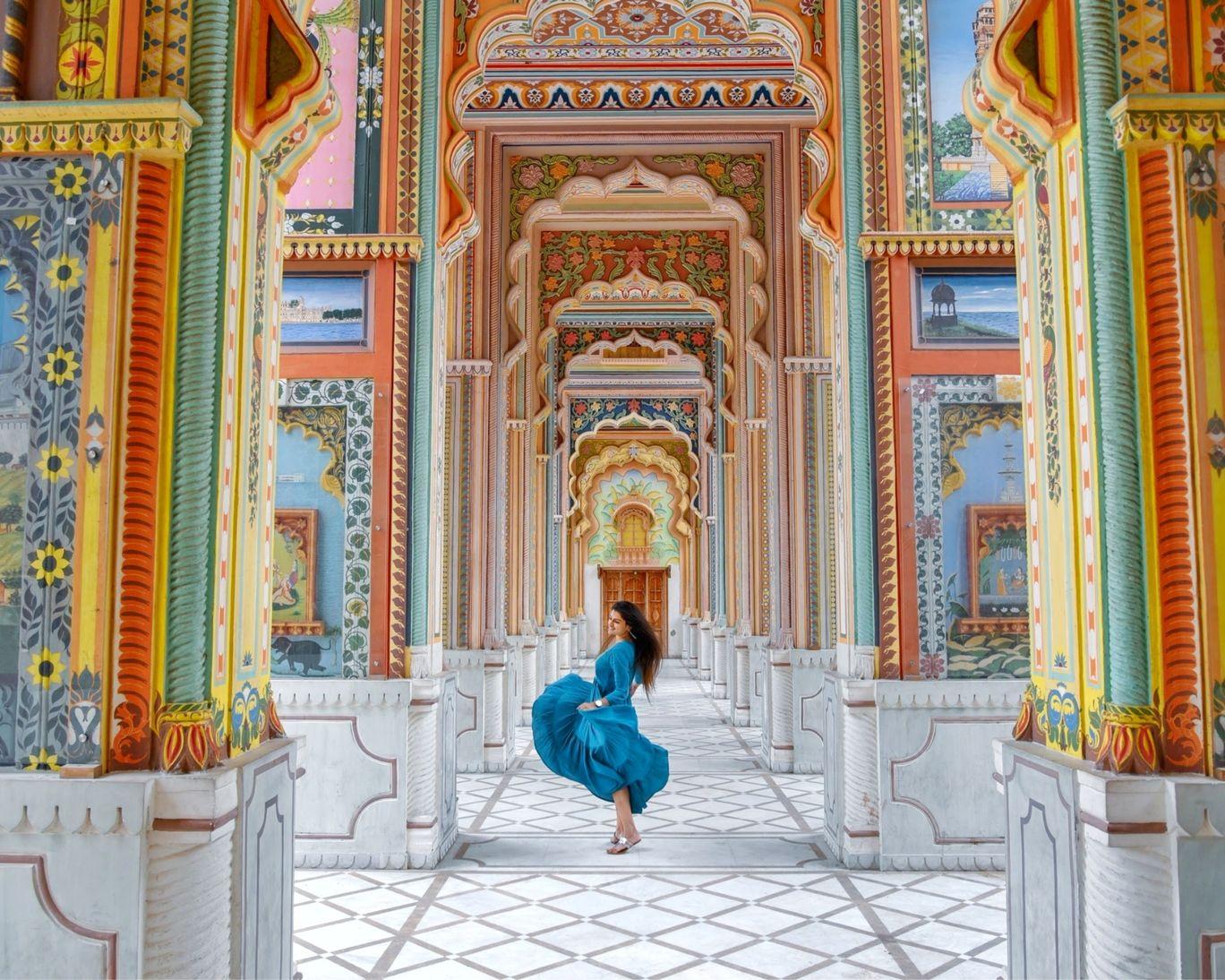 Photo of Patrika Gate By Neha Sudan