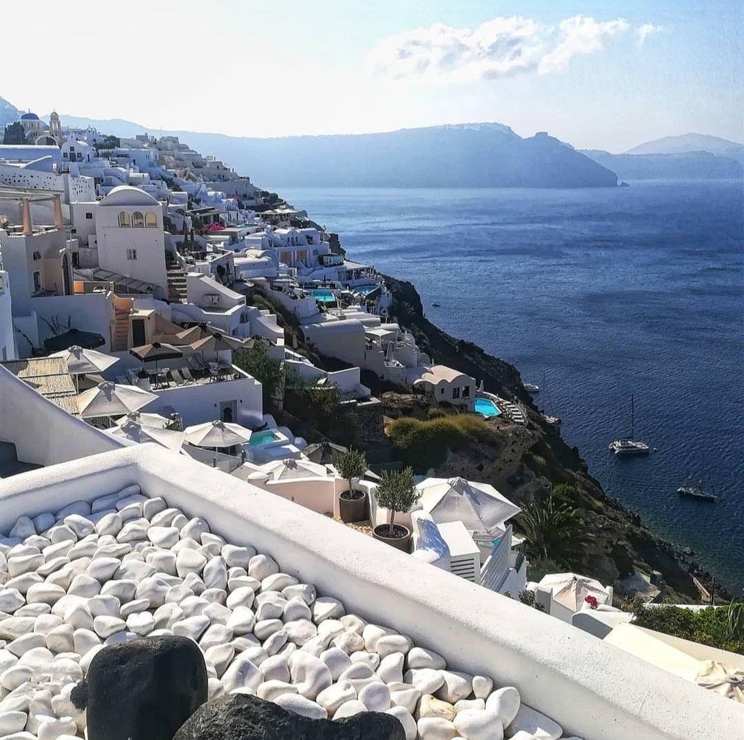 Photo of Santorini By ashutosh singh